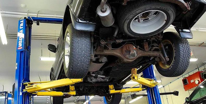 Профилактика полного привода в вашем автомобиле Киа